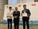 [Award] Graduate Student Sang Hoon Jang, Byeong Je Kim